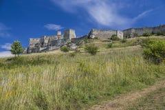 Spis Castle Stock Image