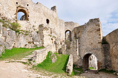 Spis Castle, Slovakia, Europe Stock Photography