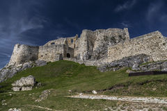 Spis Castle - Slovakia Stock Photography