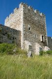 Spis castle , Slovakia. Spis castle in the northern Slovakia stock images