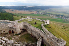 Spis Castle, Slovakia Stock Image