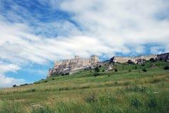 Free Spis Castle (Spissky Hrad), Slovakia Stock Photo - 33394370