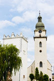 Spisska Bela, Slovakia Royalty Free Stock Photos