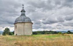 Spisska Kapitula, Slovakia. Saint Rozalia Chapel in Spisska Kapitula, Slovakia stock images