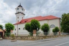 Spisske Podhradie, Slovakia. Royalty Free Stock Images