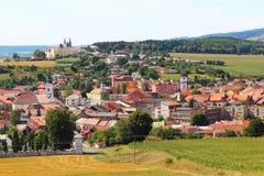 Spisske Podhradie, Slowakei Lizenzfreie Stockbilder