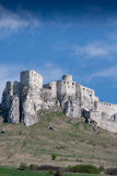 Spissky Castle, Slovakia Royalty Free Stock Image