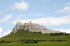 Spissky Castle - Slovakia Stock Photos
