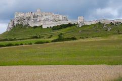 Spissky Castle - Slovakia Royalty Free Stock Photography