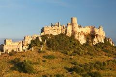 Spissky Castle, Slovakia Royalty Free Stock Photography