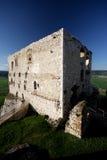 Spissky hrad - Schloss lizenzfreie stockbilder