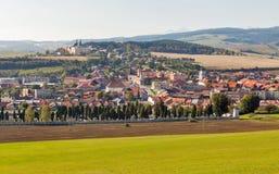 Spissky hrad in Slovakia Stock Photos