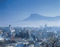Spissky Schloss Stockfotografie