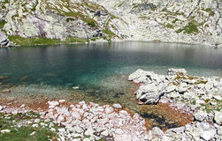 5 Spisskych plies  - tarns in High Tatras, Slovakia Stock Images