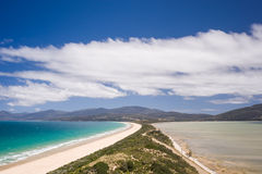 The Spit, Bruny Island, Tasmania Royalty Free Stock Images