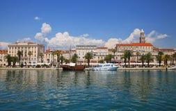 Spit Croatia Stock Image