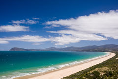 The Spit Lookout - Bruny Island Royalty Free Stock Photo