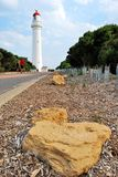 Spit Water Lighthouse, Victoria. Australia Royalty Free Stock Photo