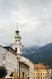 Spital Church in Innsbruck, Austria Stock Photos
