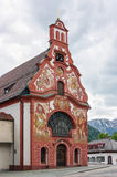 Spitalkirche, Fussen Royalty Free Stock Photo