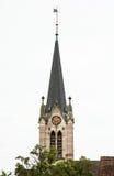 Spitalkirche in Schwabach-Stadt lizenzfreie stockbilder