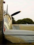 Spitfire από το οπίσθιο τμήμα Στοκ φωτογραφία με δικαίωμα ελεύθερης χρήσης