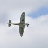 spitfire полета Стоковые Фотографии RF