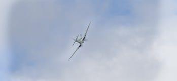 spitfire полета Стоковое Изображение