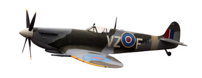 Spitfire Stock Image
