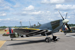 Spitfire Stock Images