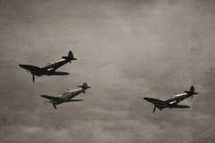 Spitfire Royalty Free Stock Photos