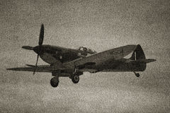 Spitfire Foto de Stock