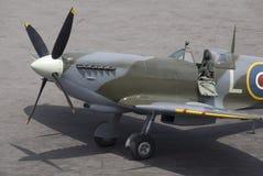 Spitfire fotografie stock