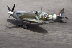 Spitfire Imagen de archivo libre de regalías