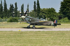spitfire Στοκ φωτογραφία με δικαίωμα ελεύθερης χρήσης
