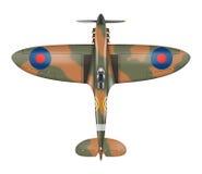spitfire Image libre de droits