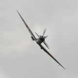 Spitfire British fighter plane Stock Images
