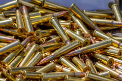 Spitfire Bullets Royalty Free Stock Photos