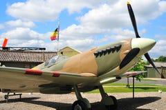 Spitfire de RAF Photographie stock libre de droits