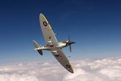 Spitfire de Supermarine Fotografia de Stock