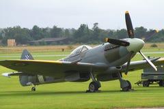 Spitfire de Supermarine   imagem de stock