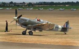 Spitfire de Supermarine Version d'entraîneur de deux sièges Images libres de droits
