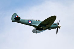 Spitfire display Stock Photo