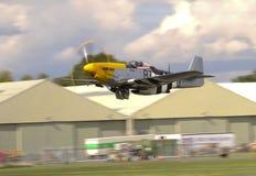 Spitfire e mustang Fotografia Stock Libera da Diritti
