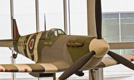 Spitfire Fighter Aircraft Royalty Free Stock Photography