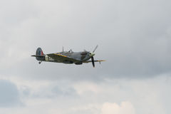 Spitfire fighter Royalty Free Stock Images