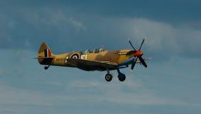 Spitfire im Flug Lizenzfreie Stockfotografie