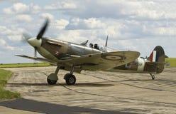 Spitfire Mk5 Стоковые Фотографии RF