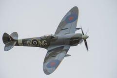 Spitfire Mk de Supermarine XVI (airshow) Image libre de droits