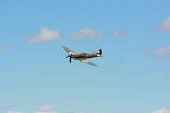 Spitfire Mk XIV Supermarine Стоковая Фотография